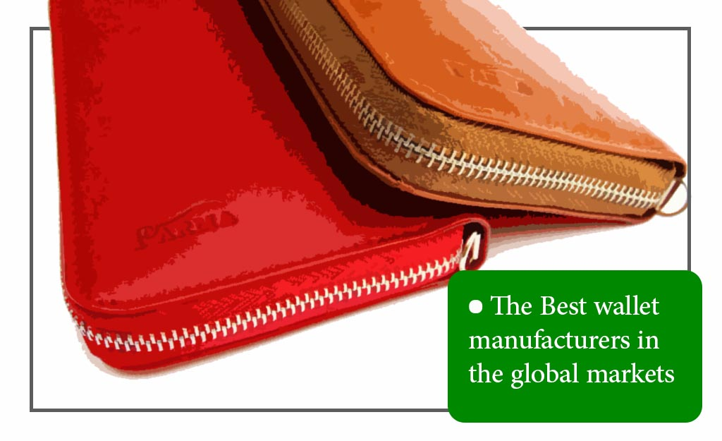 The Best wallet manufacturers in the global markets