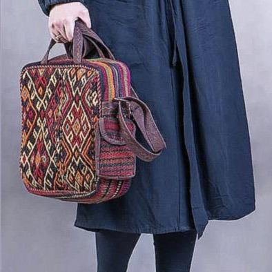 Kilim Bag Rug Bag KB19-36 8